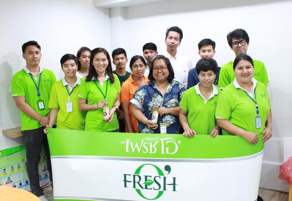 [:en]Innofresh Training[:th]ชีวาดีร่วมกับอินโนเฟรช จัดอมรมพนักงาน ในเรื่องของคุณภาพและความปลอดภัยในการผลิต[:]